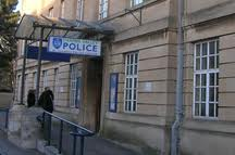 oxford police station